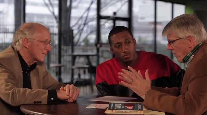 John Piper, Lecrae, and John Ensor