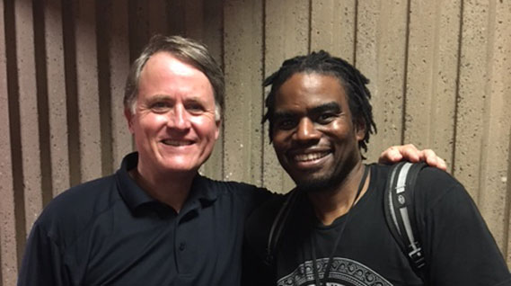 Randy Alcorn and Shai Linne