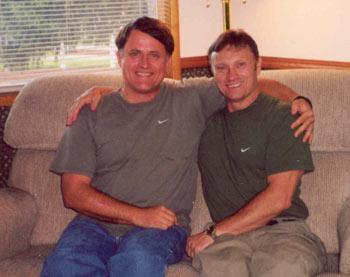 Randy and Steve Keels