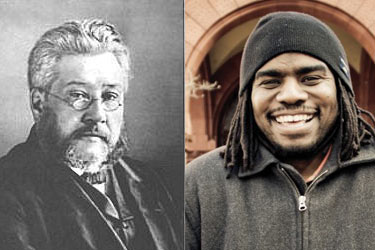 Spurgeon and Shai Linne