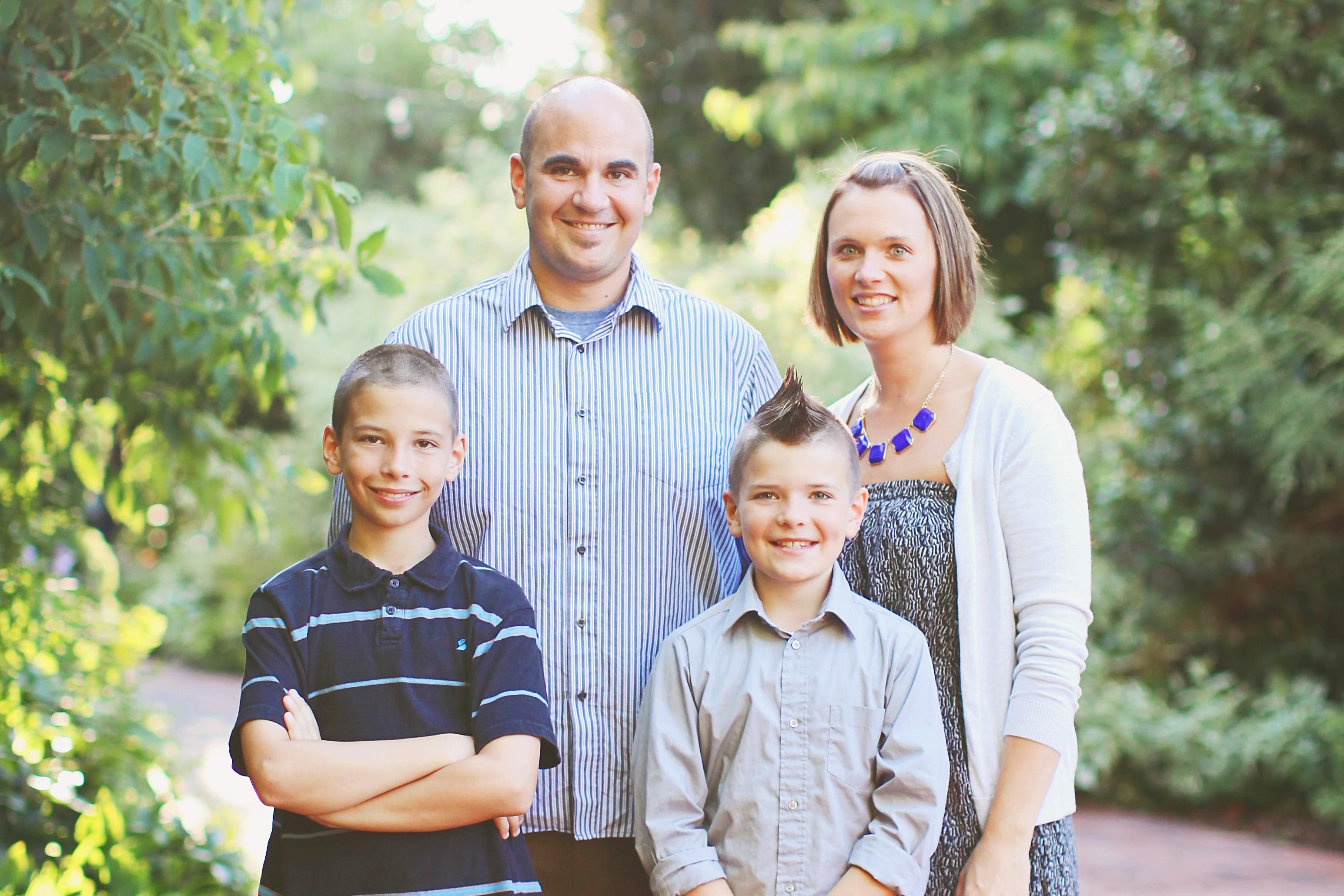 Stump family
