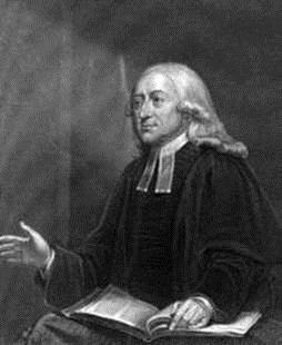 John Wesley on reading