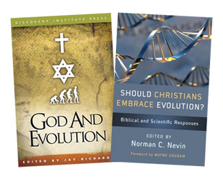 God and Evolution, and Should Christians Embrace Evolution?