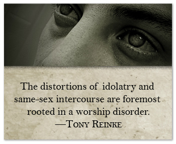 Quote from Tony Reinke