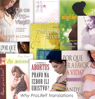 Why ProLife? translations