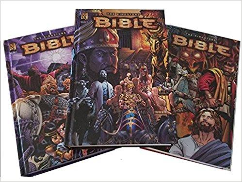 Kingstone Bible Trilogy