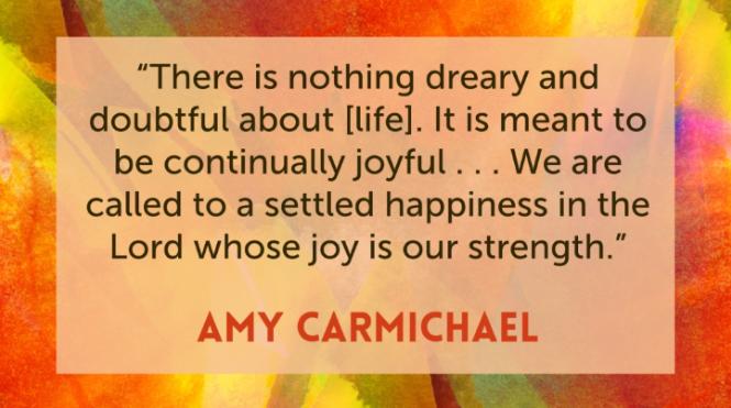 Carmichqael quote
