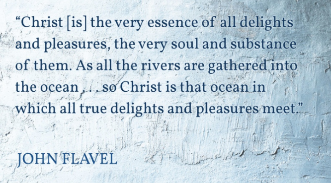 Flavel quote