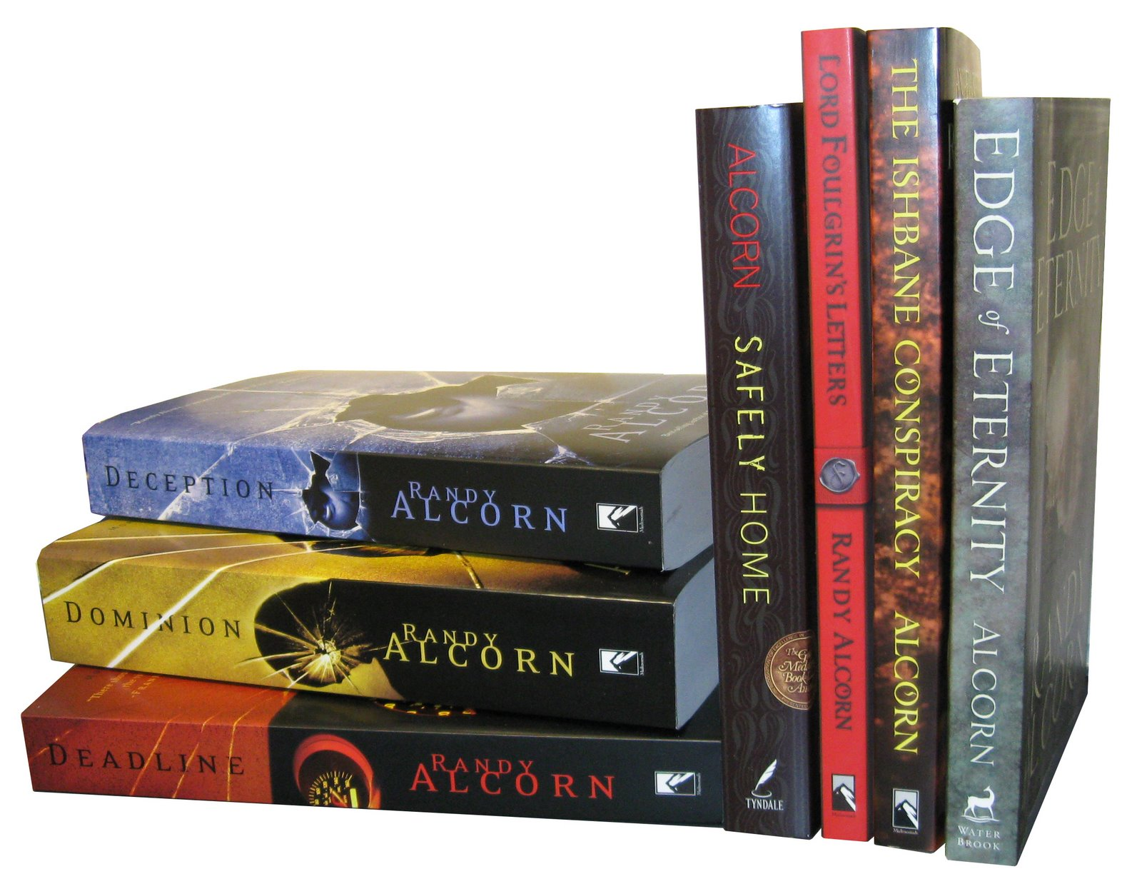 Randy Alcorn's fiction books