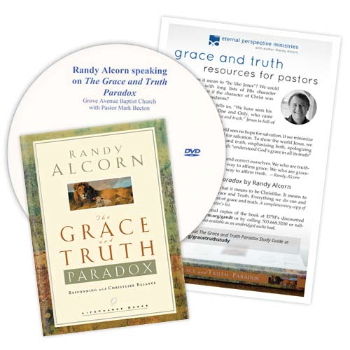 The Grace and Truth Paradox Pastor's Kit