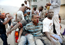 Haiti earthquake victims