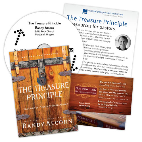 The Treasure Principle Pastor's Kit