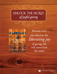 Treasure Principle promotional materials