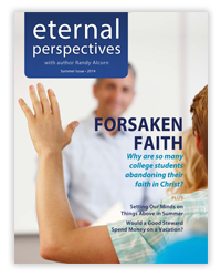 Summer 2014 issue of Eternal Perspectives