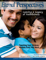 Fall 2011 Issue of Eternal Perspectives