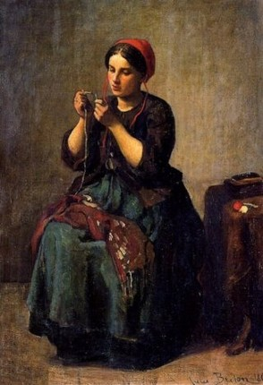 Peasant_woman_threading_a_needle